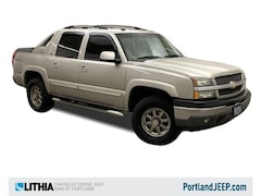 2005 Chevrolet Avalanche 1500 5dr Crew Cab 130 WB 4WD Z71 Crew Cab Pickup