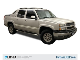 New 2005 Chevrolet Avalanche 1500 5dr Crew Cab 130 WB 4WD Z71 Crew Cab Pickup