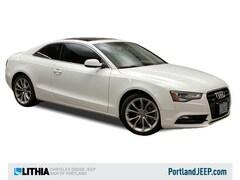 2013 Audi A5 2dr Cpe Auto Quattro 2.0T Premium Car