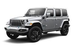 2021 Jeep Wrangler 4xe WRANGLER HIGH ALTITUDE 4xe Sport Utility