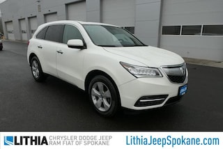 Used 2015 Acura MDX 3.5L (A6) SUV Medford, OR