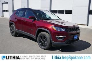 New 2021 Jeep Compass ALTITUDE 4X4 Sport Utility For Sale in Spokane