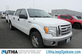 Used 2009 Ford F-150 SuperCrew Truck SuperCrew Cab For Sale in Spokane