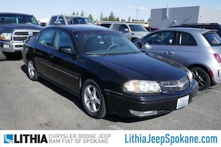 Used 2005 Chevrolet Impala LS Sedan For Sale in Spokane