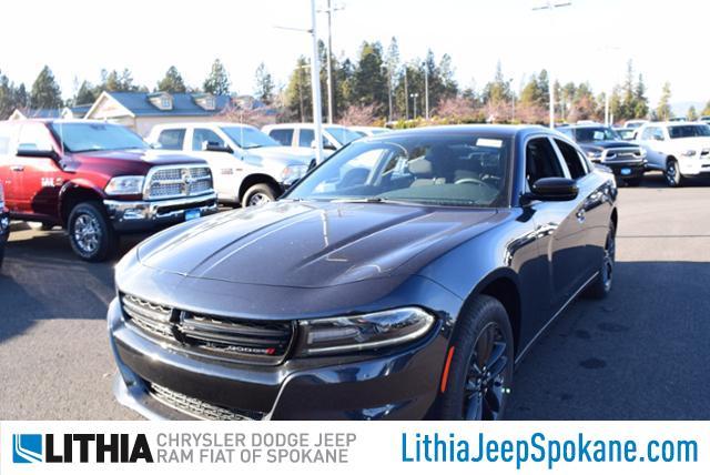 2019 Dodge Charger SXT AWD Sedan