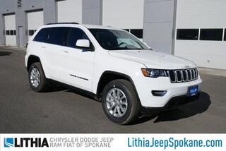 New 2021 Jeep Grand Cherokee LAREDO E 4X4 Sport Utility For Sale in Spokane