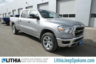 New 2021 Ram 1500 BIG HORN CREW CAB 4X4 6'4 BOX Crew Cab For Sale in Spokane