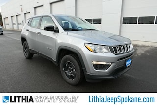 New 2021 Jeep Compass SPORT 4X4 Sport Utility For Sale in Spokane
