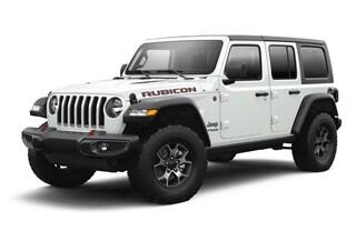 New 2021 Jeep Wrangler UNLIMITED RUBICON 4X4 Sport Utility For Sale in Spokane
