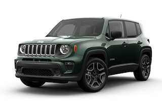 New 2021 Jeep Renegade JEEPSTER 4X4 Sport Utility For Sale in Spokane