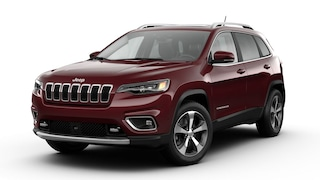 New 2021 Jeep Cherokee LIMITED 4X4 Sport Utility Lancaster
