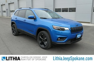 New 2021 Jeep Cherokee ALTITUDE 4X4 Sport Utility For Sale in Spokane