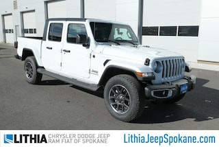 New 2021 Jeep Gladiator OVERLAND 4X4 Crew Cab For Sale in Spokane
