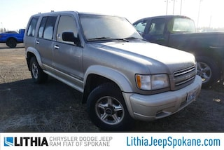 Used 2001 Isuzu Trooper LS SUV For Sale in Spokane