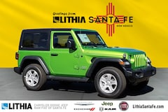 2018 Jeep Wrangler SPORT S 4X4 Sport Utility Santa Fe, NM