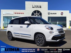 New 2019 FIAT 500L POP Hatchback Santa Fe, NM