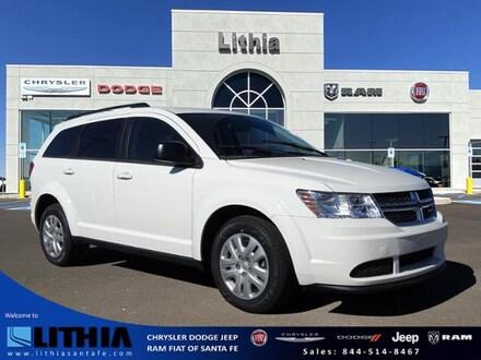 New 2020 Dodge Journey SE (FWD) Sport Utility Santa Fe, NM