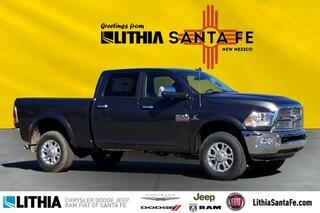 New 2018 Ram 2500 LARAMIE CREW CAB 4X4 6'4 BOX Crew Cab Santa Fe, NM