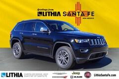 New 2018 Jeep Grand Cherokee LIMITED 4X4 Sport Utility Santa Fe, NM