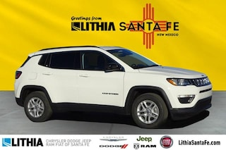 New 2019 Jeep Compass SPORT FWD Sport Utility For Sale in Santa Fe, NM