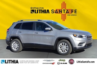 New 2019 Jeep Cherokee LATITUDE FWD Sport Utility Santa Fe, NM