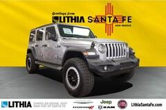 2018 Jeep Wrangler UNLIMITED SPORT S 4X4 Sport Utility Santa Fe, NM
