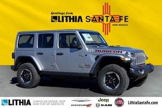 New 2018 Jeep Wrangler UNLIMITED RUBICON 4X4 Sport Utility Santa Fe, NM