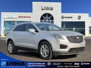 Used 2020 CADILLAC XT5 Premium Luxury SUV Santa Fe, NM