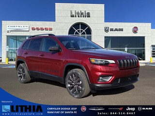 New 2021 Jeep Cherokee 80TH ANNIVERSARY FWD Sport Utility Santa Fe, NM