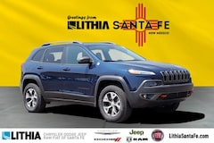 New 2018 Jeep Cherokee TRAILHAWK 4X4 Sport Utility For sale in Santa Fe, NM