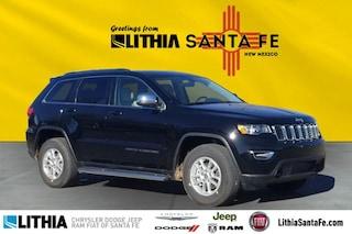 New 2019 Jeep Grand Cherokee LAREDO E 4X4 Sport Utility Santa Fe, NM