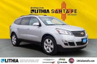 Used 2016 Chevrolet Traverse LT w/1LT SUV Santa Fe, NM
