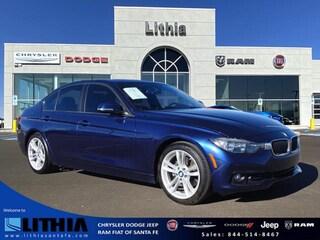 Used 2017 BMW 320i Sedan Santa Fe, NM
