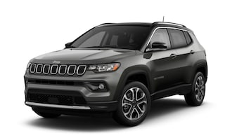 New 2022 Jeep Compass LIMITED 4X4 Sport Utility For Sale in Santa Fe, NM