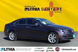 Used 2015 CADILLAC ATS 3.6L Luxury Sedan Santa Fe, NM