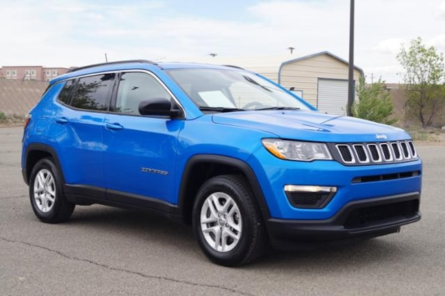 Used 2019 Jeep Compass Sport FWD SUV Santa Fe, NM
