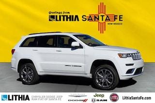 New 2019 Jeep Grand Cherokee SUMMIT 4X4 Sport Utility Santa Fe, NM
