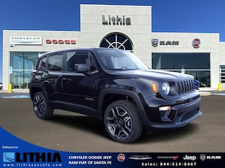 New 2021 Jeep Renegade JEEPSTER 4X4 Sport Utility Santa Fe, NM