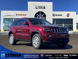 New 2021 Jeep Grand Cherokee LAREDO E 4X4 Sport Utility Santa Fe, NM