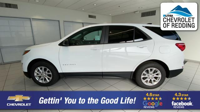 New 2021 Chevrolet Equinox Suv Ls W 1ls Summit White For Sale Medford Or Lithia Motors Stock Ms105744