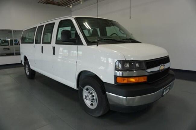 09e20a2197 2017 Chevrolet Express 3500 Work Van Van Extended Cargo Van Medford