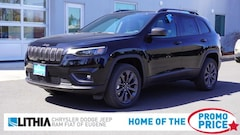 Jeep Cherokee SUVs 2021 Jeep Cherokee 80TH ANNIVERSARY 4X4 Sport Utility for sale in Eugene, OR