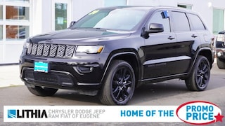 Certified Pre-Owned 2020 Jeep Grand Cherokee Altitude SUV Eugene, OR