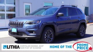 New 2021 Jeep Cherokee 80TH ANNIVERSARY 4X4 Sport Utility Eugene, OR