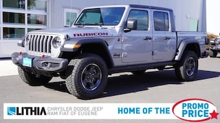 New 2021 Jeep Gladiator RUBICON 4X4 Crew Cab Eugene, OR