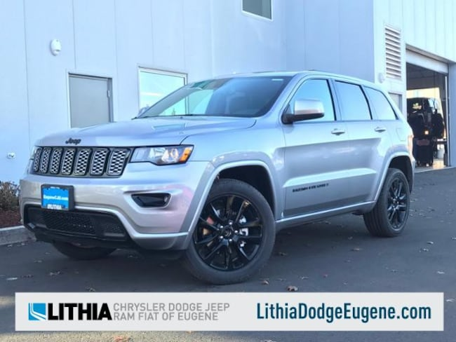 New 2019 Jeep Grand Cherokee ALTITUDE 4X4 Sport Utility Eugene, OR