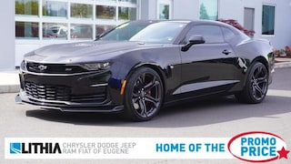 Used Vehicles with Under 30,000 Miles 2020 Chevrolet Camaro Coupe for sale in Eugene, OR
