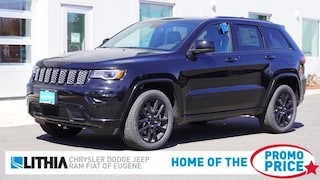 New 2021 Jeep Grand Cherokee LAREDO X 4X4 Sport Utility Eugene, OR