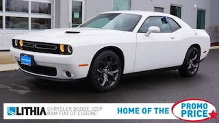 Used Vehicles with Under 30,000 Miles 2019 Dodge Challenger SXT Coupe for sale in Eugene, OR