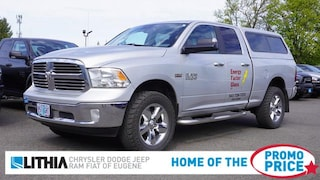 Used 2013 Ram 1500 Big Horn Truck Quad Cab Eugene, OR